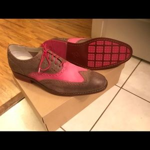 Cole Haan Air Colton casual wingtip
